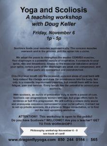 Doug Keller Yoga & Scoliosis